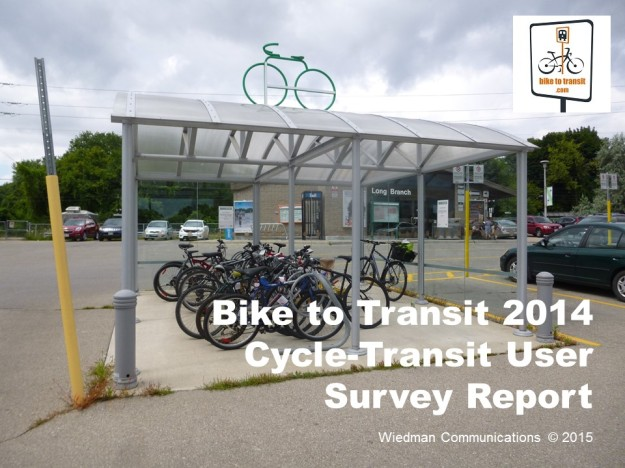 Bike to Transit Report 2015